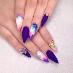 Incredible stiletto nails you would love to have
