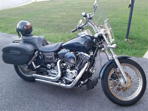 2001 Harley-davidson® Fxdl Dyna Low Rider® (forest Green