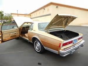 1977 Chevrolet Caprice Classic Coupe for Sale