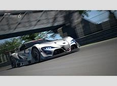 「TOYOTA FT1 Vision Gran Turismo」をリリース グランツーリスモ・ドットコム