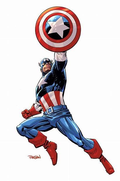 Marvel Clip Cliparts Clipart Captain America Comics