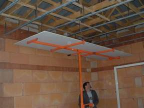 poser placo plafond jennmomoftwomunchkins