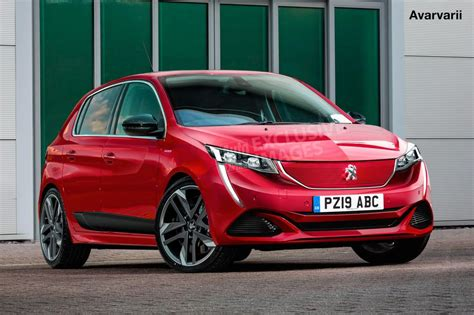 Peugeot 208 Picture by New 2019 Peugeot 208 Gti Pictures Auto Express