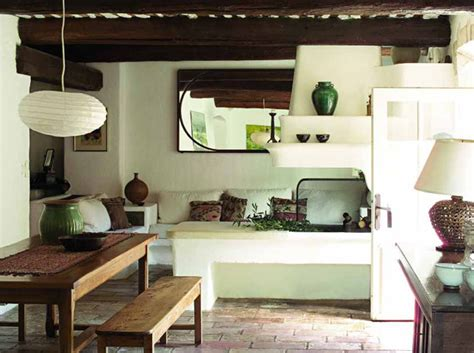 Déco Zen Dans Une Maison Provençale  Elle Décoration