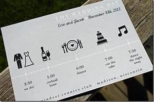 la regia dell39evento the wedding day timeline With wedding rsvp cards timeline