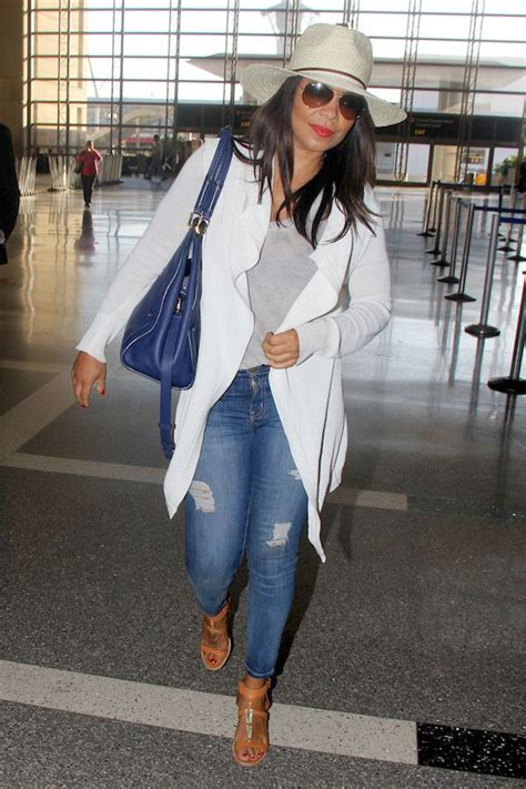 sanaa lathan looked  types  gorgeous  spotted