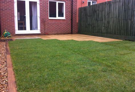 small simple garden design watton norfolk mn