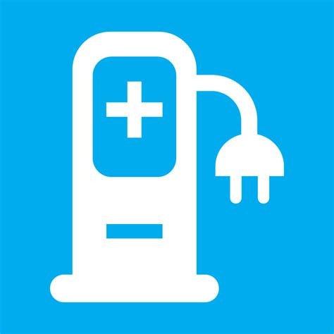 electric vehicles symbol new electric car charging point map symbol ordnance