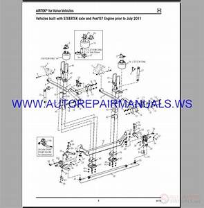 Hendrickson Parts  U0026 Service Manual 2011