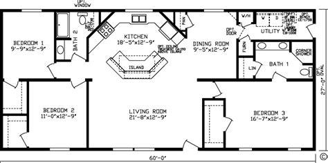 2 bedroom open floor plans 3 bedroom 2 bath open floor plans photos and