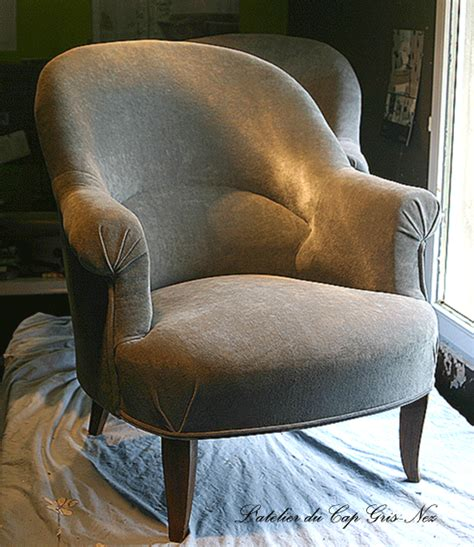 1000 ideas about fauteuil crapaud gris on pinterest