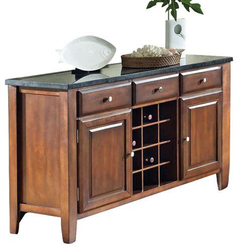 granite bello wine rack server contemporary buffets