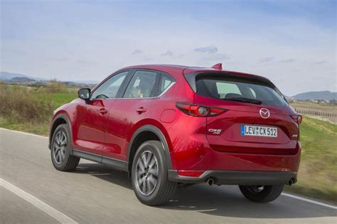 mazda maker mazda cx5 car maker 39 s new effort is rival for ford kuga