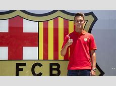 Barcelona new boy Denis Suarez would love to wear Xavi's