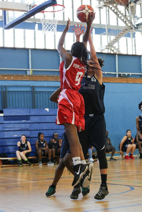 basketball  london youth games