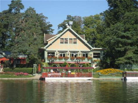 chalet du lac daumesnil le ch 226 let des 238 les 16 bois de boulogne lac inf 233 rieur le de la marmite