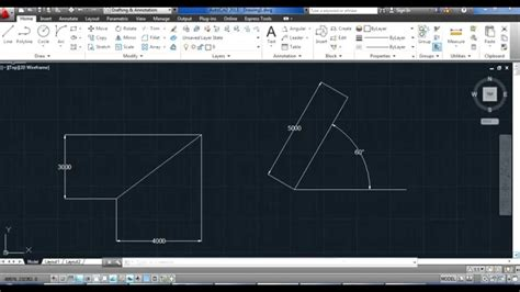 cad software  engineering drawings lines  baisc