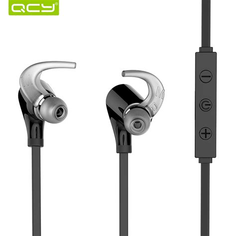 headset for android phone qcy qy5 aptx sports wireless headphones bluetooth 4 1