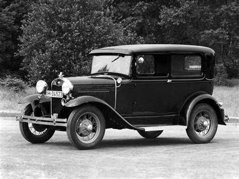 Ford Models by Ford Model A Tudor Photos Photogallery With 7 Pics