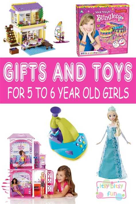 Best Gifts For 5 Year Old Girls In 2017  Birthdays, Gift