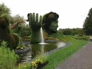 Jardin Botanique De Montréal by Montreal Botanical Garden Canada World For Travel