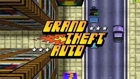 Grand Theft Auto (gta 1) Gameplay