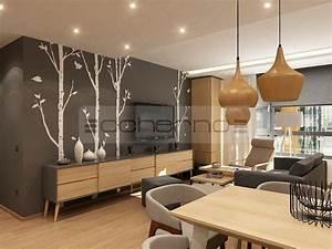 Wohnzimmer Design Ideen : acherno wohnen im skandinavischen raumdesign ~ Orissabook.com Haus und Dekorationen