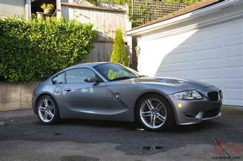 M Roadster & Coupe Bmw Z4 M Coupe Rare