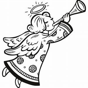 Christmas Angels Clipart - Clipart Suggest