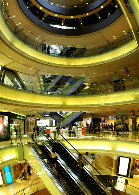 grand indonesia mall   front