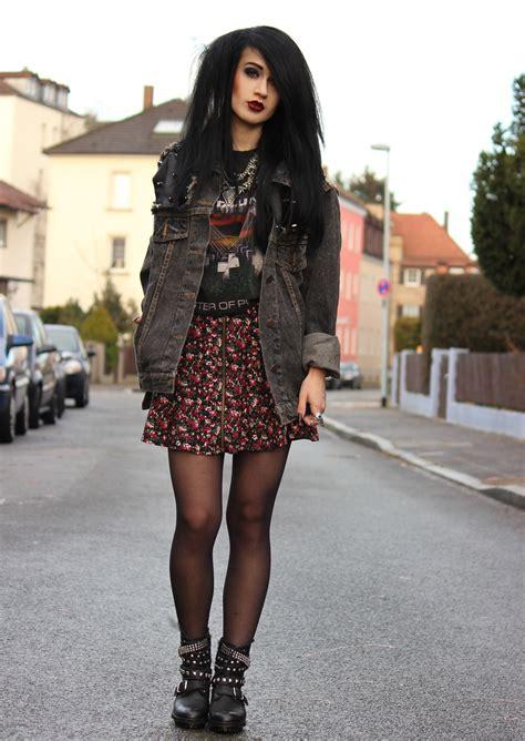 Jean Jacket Winter Outfits Tumblr | Wallpaper HD