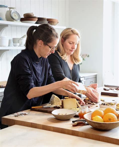 Kitchen Amanda Hesser And Merrill Stubbs Food52 two amazing kitchens and a faucet
