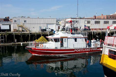 Fire Boat House Portland by Portland Me Fire Boats
