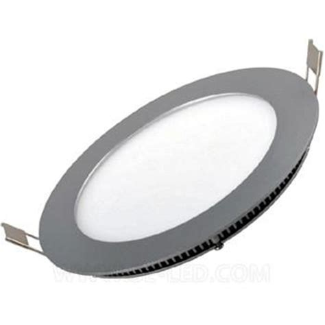 slimline aluminium led downlights 6w 12w 18w