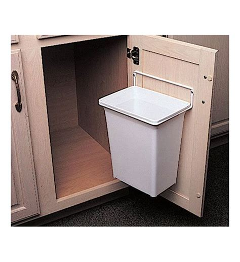 Kitchen Bin Inside Cupboard Door by The Door Mounted Trash Can Gives You A Convenient Trash