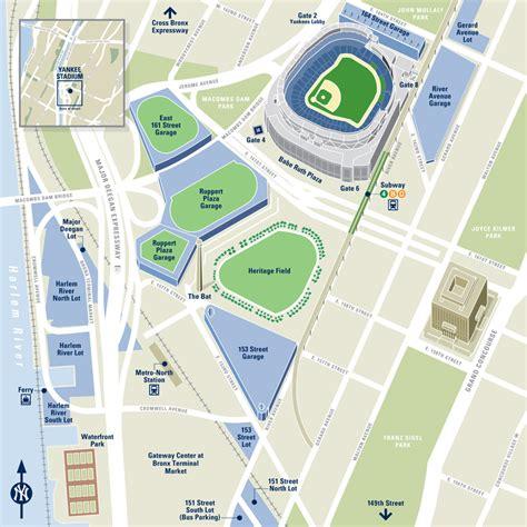 yankee stadium guide cbs  york