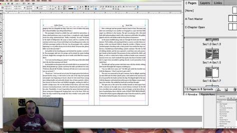 createspace interior templates producing a createspace interior file with indesign and a template file