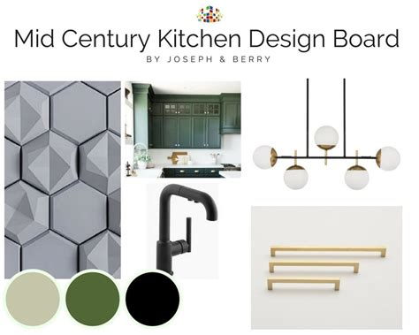 mid century kitchen design inspiration  beautiful