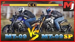 Moto Journal Youtube : yamaha mt 09 sp mieux que la mt 09 standard moto journal youtube ~ Medecine-chirurgie-esthetiques.com Avis de Voitures