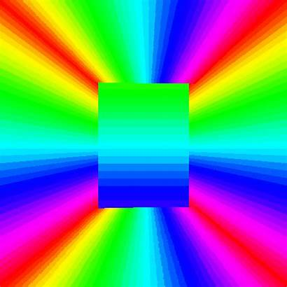Colors Rainbow Animated Colours Giphy Gifs Digital