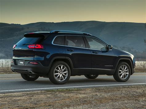 new jeep truck 2014 2014 jeep cherokee price photos reviews features