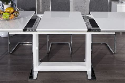 table salle a manger blanc design images