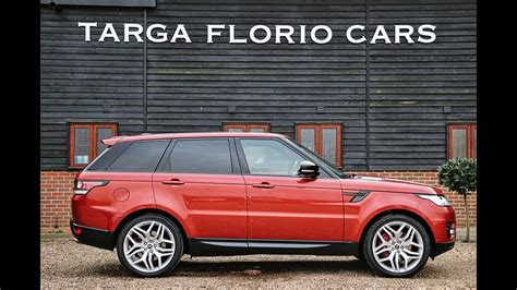 range rover sport   supercharged autobiography
