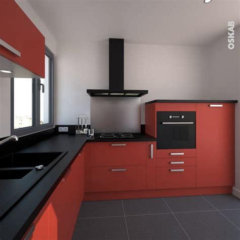 meuble cuisine avec évier intégré 17 best images about cuisine équipée oskab on