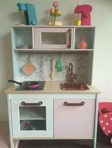 Ikea Duktig Rückwand : ikea duktig hack pimp je eigen ikea keukentje in jou stijl ikea keuken pinterest ~ Frokenaadalensverden.com Haus und Dekorationen