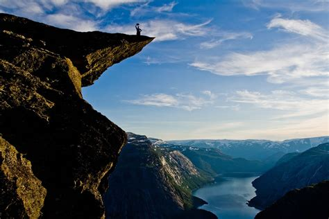 Amazing Cliffs Of Norway Adrenaline Junkies Paradise 33