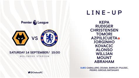 Antonio rudiger has made things easy for werner a he himself is a german. Chelsea XI: Kepa Rudiger Christensen Tomori Azpilicueta ...