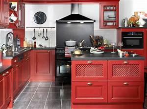 5 idees pour une cuisine ambiance bistrot elle decoration for Deco cuisine pour soldes meubles