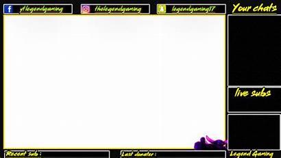 Overlay Twitch Custom Create Screen Gigs