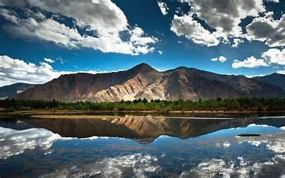 Scenery Hdr Mountain Desktop Widescreen Pc Paesaggio